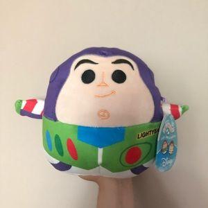 """NWT 7"""" Buzz Lightyear Disney Squishmallow"""